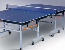 红双喜乒乓球台单折式T2023
