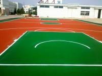 莱山清泉集团篮球场