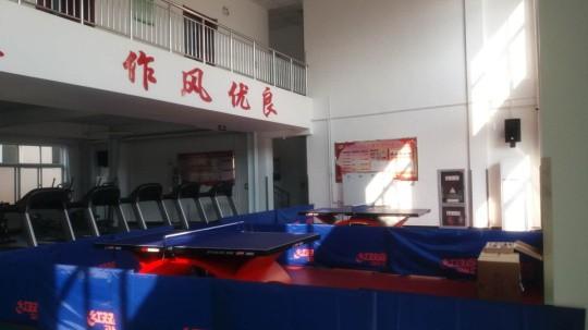 烟台海防333旅健身活动场